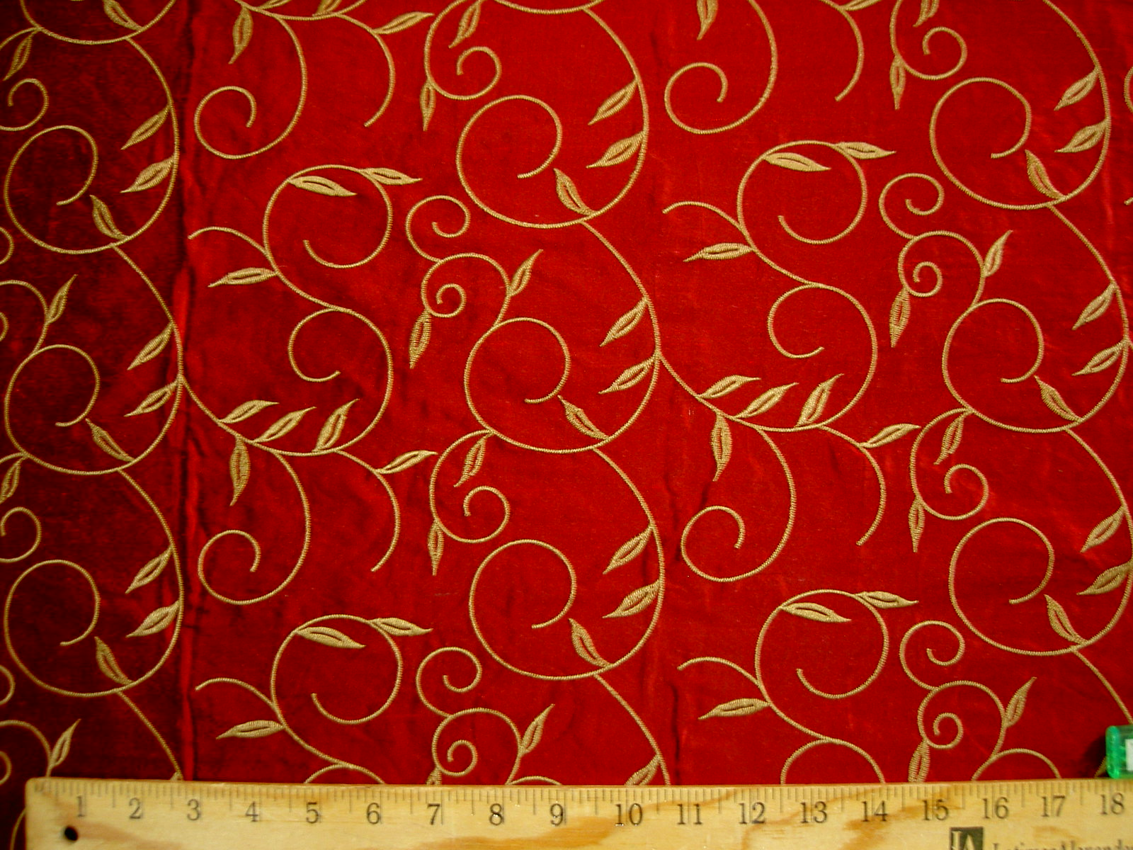 Libas silk pattern bali color fire s022405 005 silk for Fabric pattern