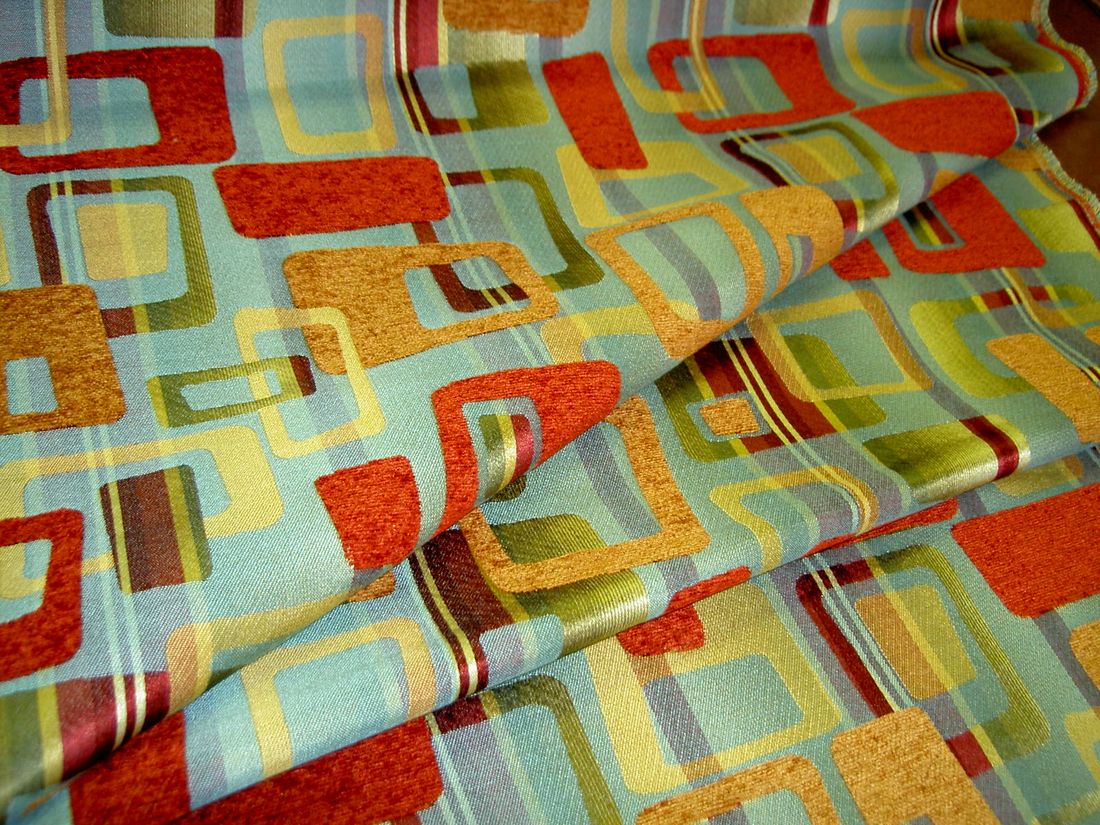Marcovaldo Fabrics Pattern Sputnik