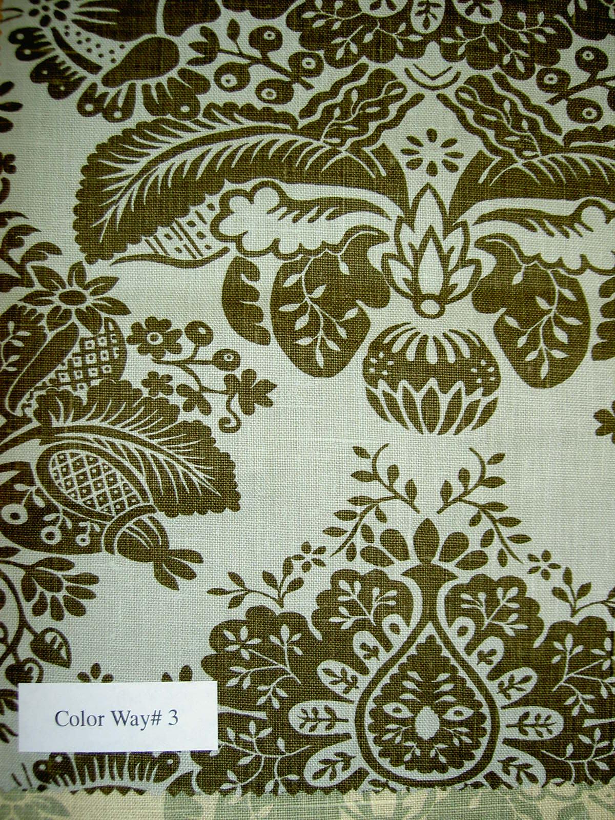 Pin by kerrin naeff on la belle poque pinterest - Home decor designer fabric ...