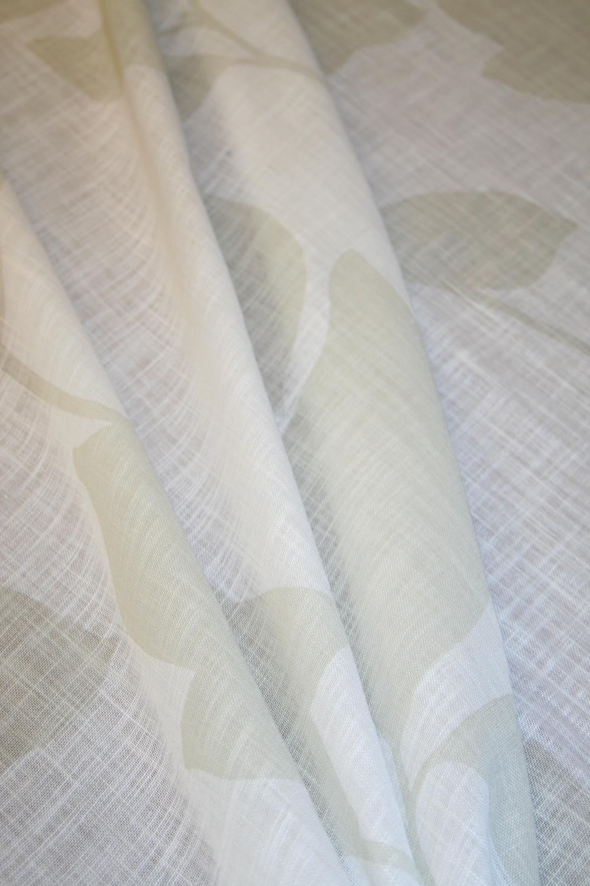 Prestigious Textiles Fall Linen Sheer Drapery Home Decor