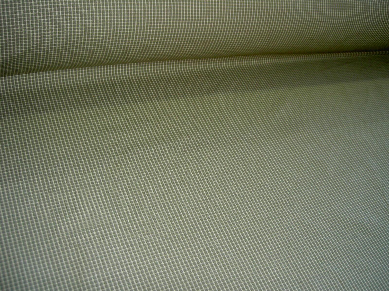 Ralph Lauren Sherwood Check Color Sage Closeout Home Decor Fabric