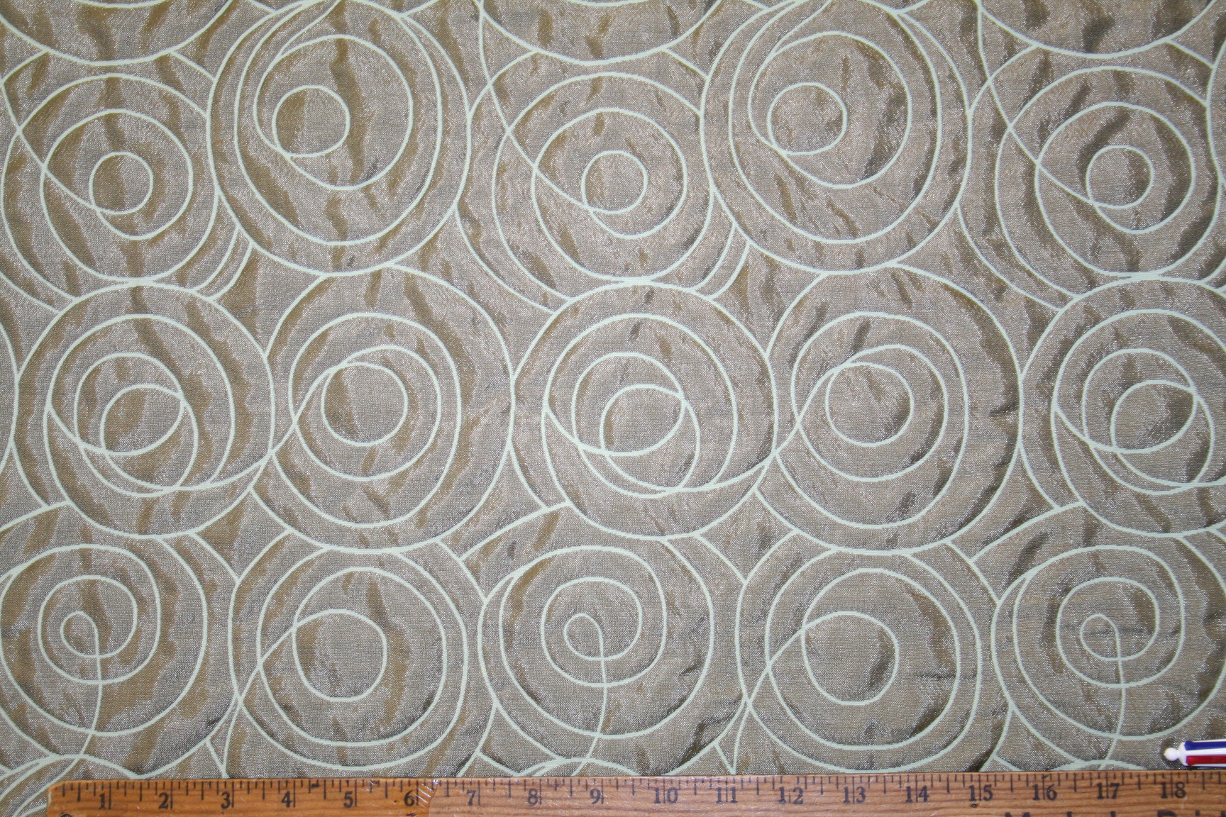 Robert allen fabrics time loop storm upholstery discount for Upholstery fabric
