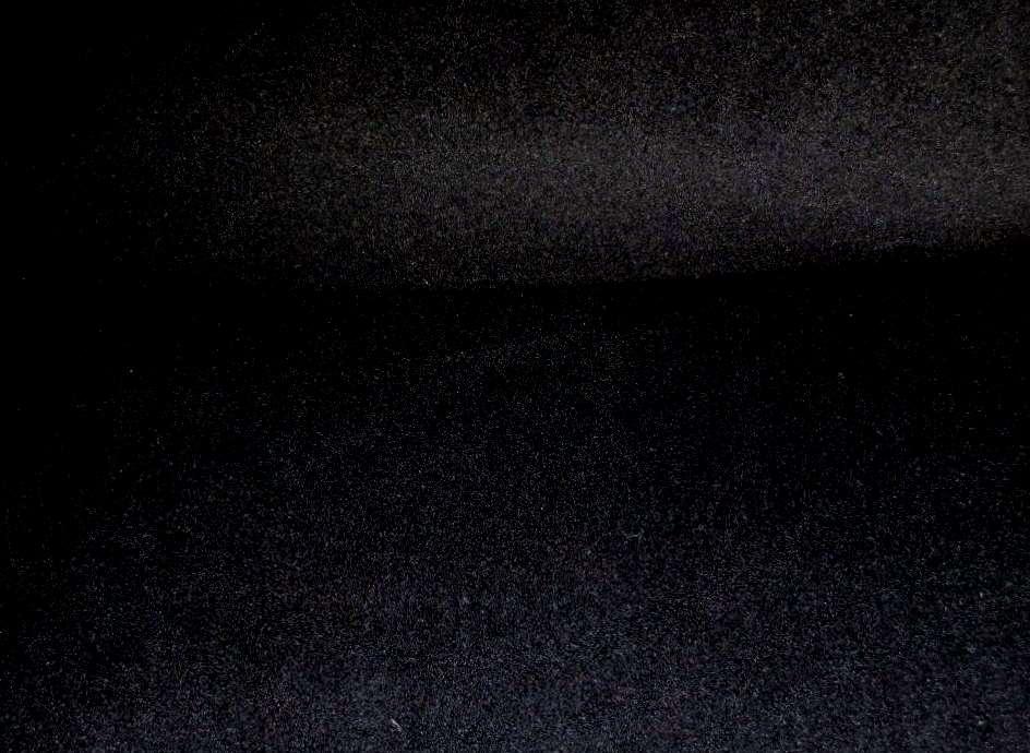 7 50 A Yard Black Velvet Home Decor Fabric