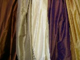 discount designer silk fabric selections