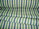Baldwin/Edgar Closeout Stripe Home Decor Fabric - click on for additional pictures