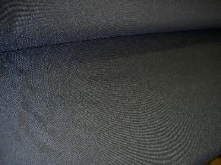 Mark Down Closeout Solid Blue Blue Home Dec Upholstery Fabric