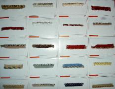Cord, Cording, Lip-Cord Trims Fringe - click to see thumbs