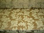 Design Cheap with Drapery Fabric Store Sale Unique Pattern Lisbon Lace Color Gold Sheer by the yard