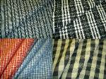 Erie Islands Fabrics Cottage Collection, basic stripes, checks and plaids from Schindler's Fabrics
