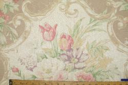Order 18 x 18 inch sample of this Laura Ashley Linen Home Decor designer fabric from Schindler's Fabrics
