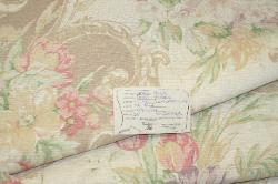 Schindlers Fabrics and Upholstery Shop Tag for this discount designer linen multipurpose fabric
