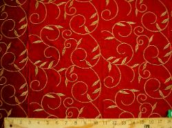 Order 18 x 18 inch sample of this Home Decor designer fabric from Schindler's Fabrics