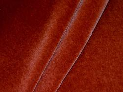 Mohair Upholstery Fabric in Cinnamon from JB Martin
