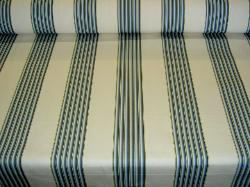 Table view Our Fabric Warehouse Clearance Sale P Kaufmann Pattern Cape Town Stripe Color Dutch