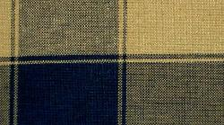 Swatch of Fabric Warehouse Outlet Clearance Sale P Kaufmann Hacienda Check Color Military Home Decor