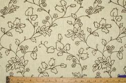 Order 18 x 18 inch sample of this Laura Ashley upholstery weight Home Decor discount designer fabric from Schindler's Fabrics