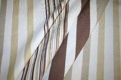 Folded Fabric View of this all purpose decorator's fabric at Schindler's Fabric, Prestigious Textiles Pattern Flo Color Natural Interior Decorating Fabric PT112707-004