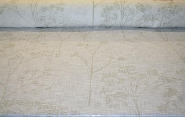 Prestigious Textiles Pattern Sophie Color Linen Sheer Drapery Home Decor Fabric - click to order