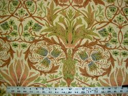 Sample of Decorator's Linen Fabric from World Linen Fabrics