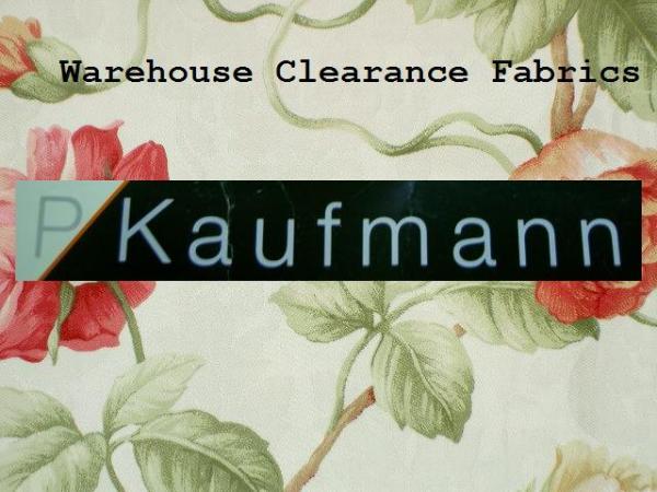 P Kaufmann Fabrics Schindler S Outlet Warehouse Clearance Sale